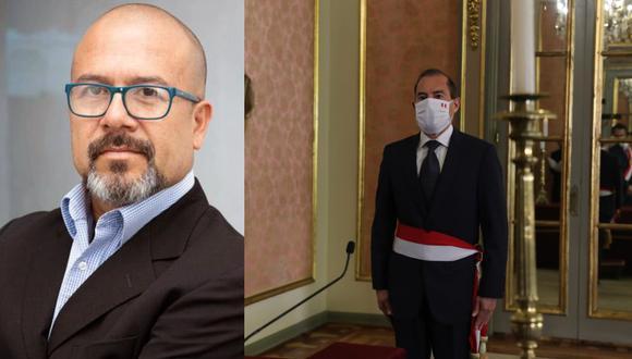 """Víctor Zamora saluda designación de Walter Martos: """"Es muy positivo para la lucha contra el COVID-19″"""