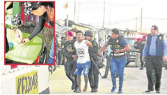 """Piden prisión preventiva para """"Los Duros del Barrio Chino"""""""