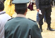Huancavelica: Excomisarios tendrán nuevo juicio oral