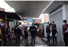 Municipio de Florencia de Mora cierra mercado 16 de Enero