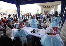 Ministerio de Salud volverá a vacunar en estaciones de Línea 1 del Metro de Lima