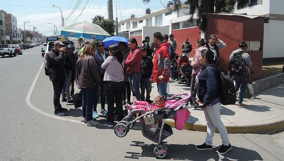 Ingresaron 1,500 venezolanos de manera irregular a Chile