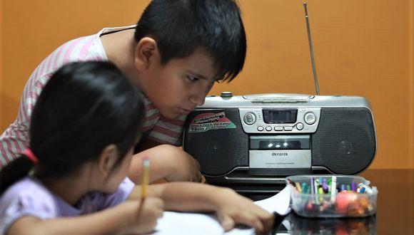 Arequipa: 14 mil escolares no estudiaron durante el primer semestre del 2020