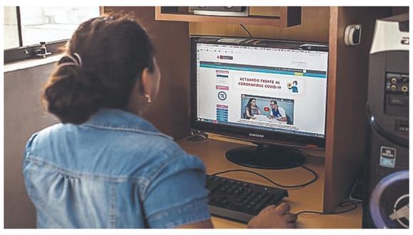 La convocatoria inició hoy 20 de enero y va hasta el martes 26, informó la Dirección Regional de Educación de Lima Metropolitana (DRELM).