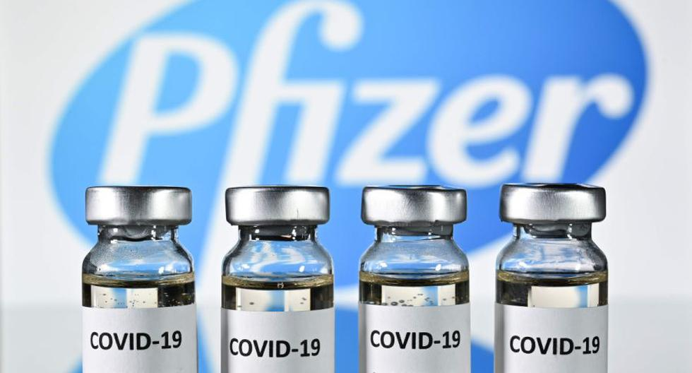 Pfizer es la primera farmacéutica en presentar una solicitud de este tipo en el país. De aprobarse, las vacunaciones en Japón podrían comenzar en marzo de 2021. (AFP / JUSTIN TALLIS).