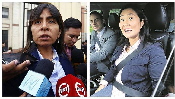 Keiko Fujimori: Analizan posibilidad de que no asista a audiencia de prisión preventiva