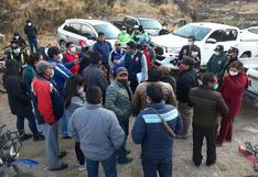 Carabaya: Once jóvenes implicados en asesinato de Elizabet Cuentas