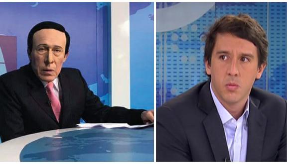 """Mijael Garrido Lecca y """"Yuca"""" sorprenden con esta peculiar foto en Facebook (FOTOS)"""