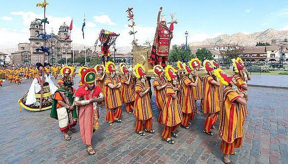 Hoy se celebra la escenificación número 75 del Inti Raymi (FOTOS)