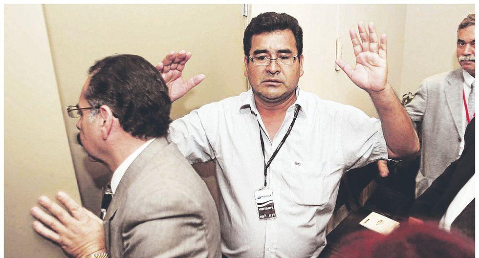 Poder Judicial confirma la  condena a Álvarez por corrupción