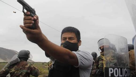 Asociación de Reporteros Gráficos del Perú condenó desidia de autoridad y recordó que el hombre de prensa recibe amenazas de muerte por imagen que registró en paro agrario. (Foto: Iván Orbegoso)