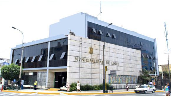 Municipalidad de Lince suspende actividades públicas por prevención del coronavirus. (Foto: Difusión)