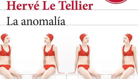 """Reseñamos """"La anomalía"""", novela del escritor francés Hervé Le Tellier que ha sido galardonada con el Premio Goncourt."""
