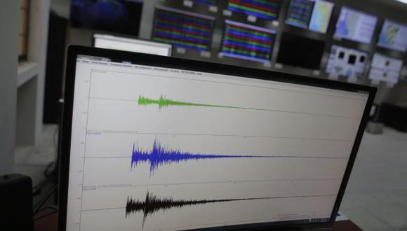 El Centro Sismológico Nacional del Instituto Geofísico del Perú (IGP) detalla que se produjo a una profundidad de 48 kilómetros. (Foto referencial: GEC)