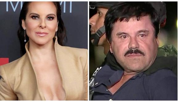 Kate del Castillo revela mensaje que le envió 'El Chapo' Guzmán tras ser capturado (VIDEO)