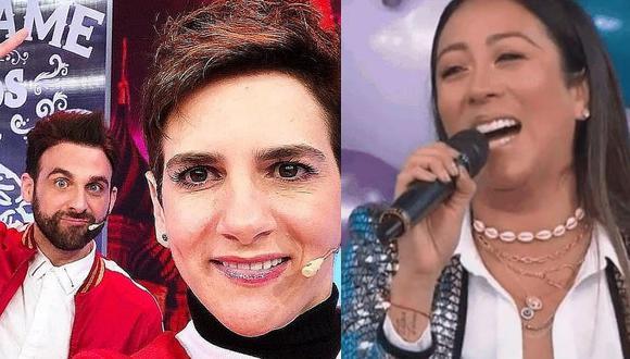 Rodrigo González y Gigi Mitre no habrían estado de acuerdo con el ingreso de Cathy Sáenz a Latina