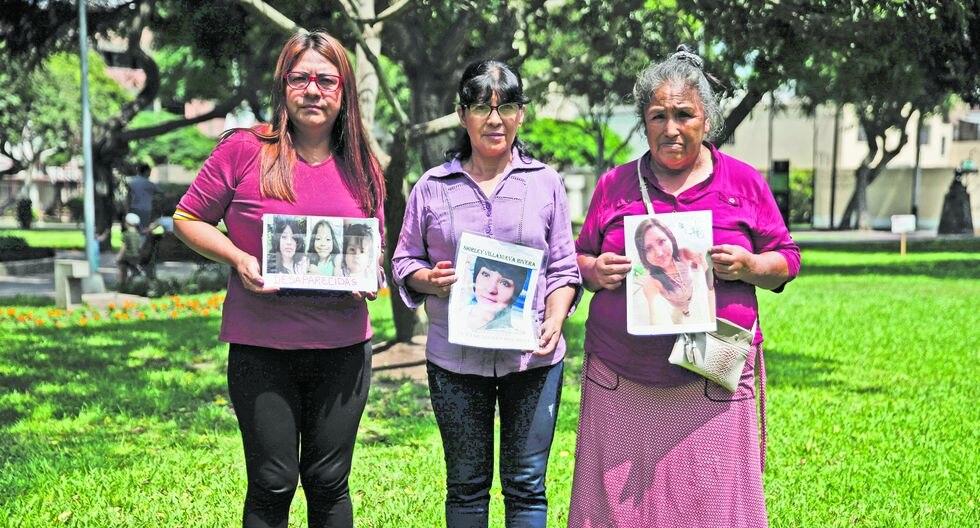 Perú: Cada 5 horas desaparece una mujer