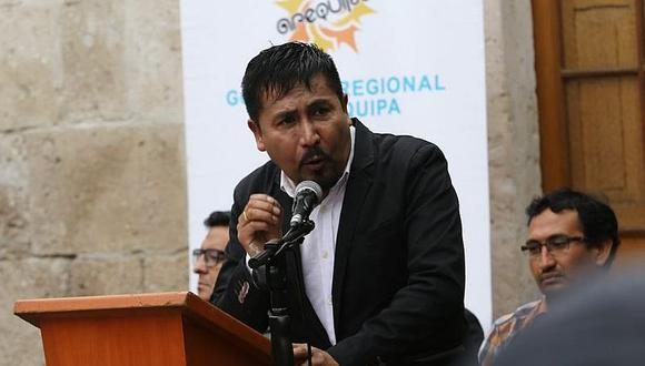 "Gobernador de Arequipa sobre cierre de UAP: ""El Estado originó el problema"""
