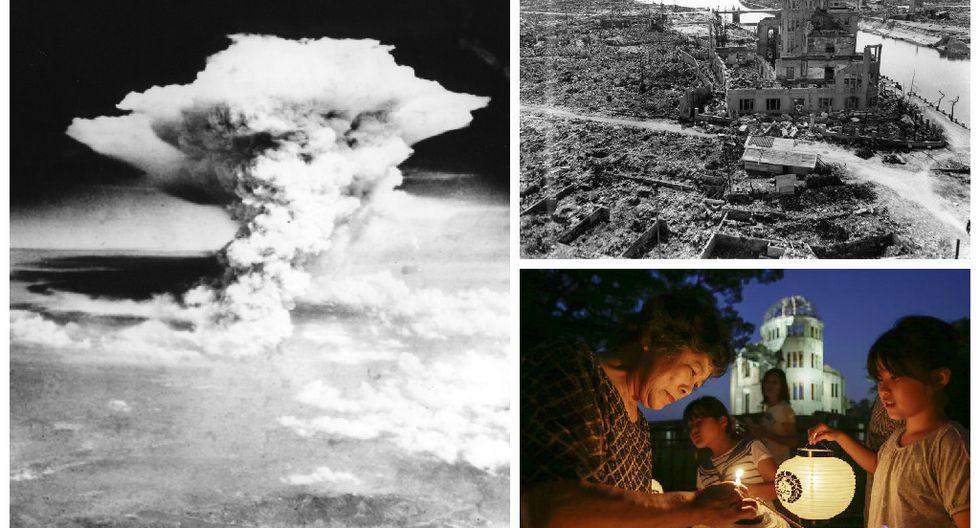 Japón afronta el 70 aniversario de bomba atómica en Hiroshima con desencanto hacia el Gobierno