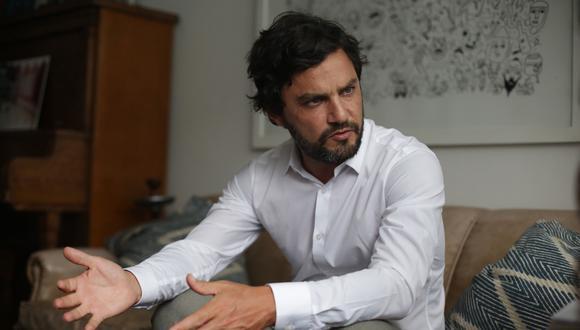 Daniel Olivares es congresista de la República por el Partido Morado. (Foto: GEC)