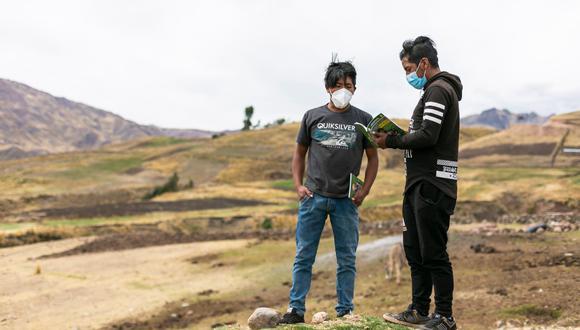 Ayacucho: Conoce a los primos universitarios que estudian a 3700 m.s.n.m. y sueñan con mejorar su pueblo