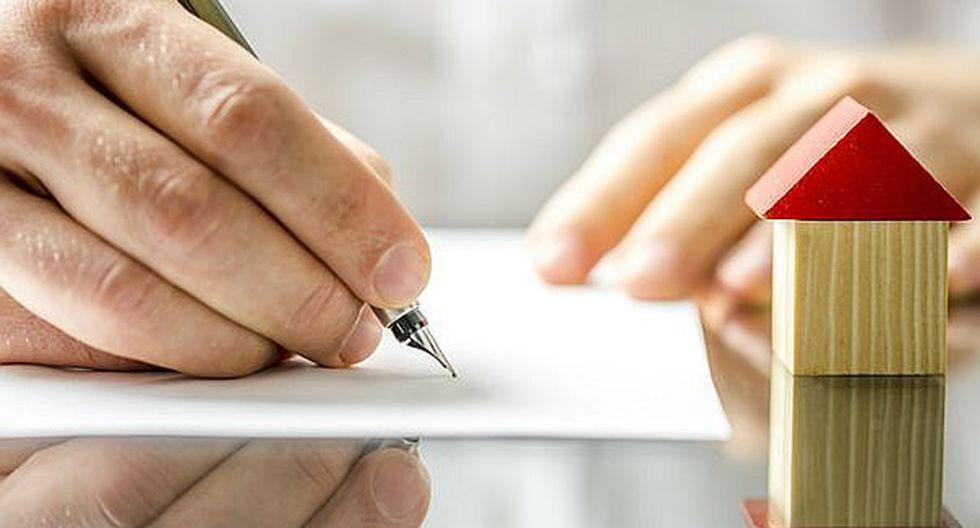 Sunarp: Inscripción de hipotecas se incrementó en 1,87% en el 2016