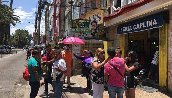 Turismo se recupera en Tacna luego de los daños sufridos por el huaico