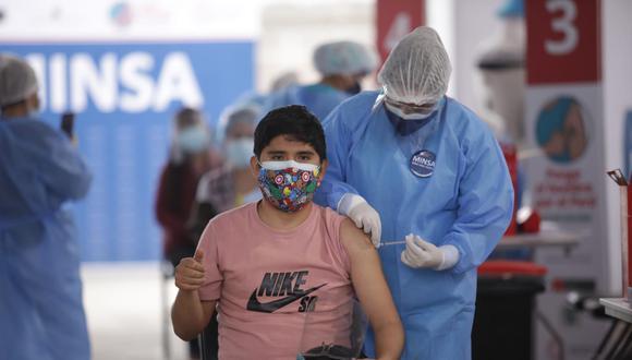 Personas de 25 años a más serán vacunados desde el lunes 13 de setiembre  | Foto: Britanie Arroyo / @photo.gec