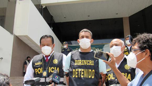 El venezolano Alejandro José Soares Rico estaba solicitado por la justicia de su país.