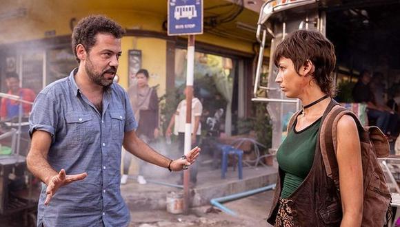 """Jesús Colmenar, director de """"La casa de papel"""", estará a cargo de un nuevo proyecto de Hollywood. (Foto: @jesus_colmenar/Netflix)"""