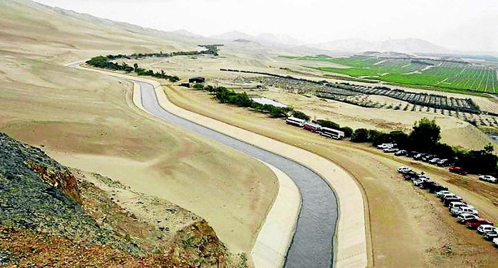Deuda de la Región con Chavimochic asciende a 11 millones de soles