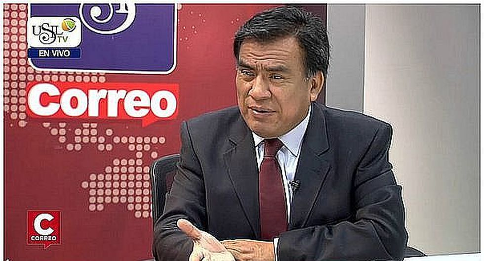 Congreso citará a ministro Basombrío por inseguridad en Lima