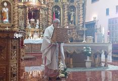 """Obispo de Huancavelica afirma: """"Candidatos deben saber que justicia no es lo mismo que igualdad"""""""