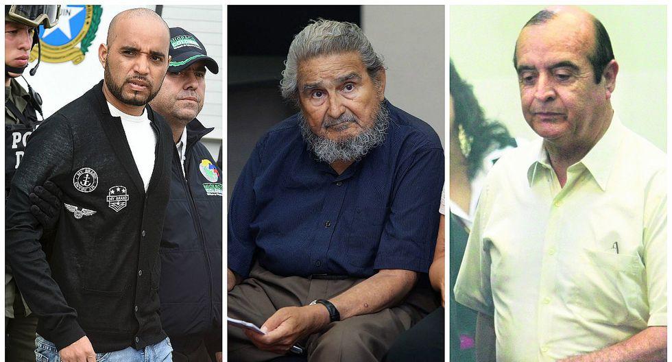 """Vladimiro Montesinos, """"Caracol"""" y Abimael Guzmán vuelven este mes a Base Naval del Callao"""