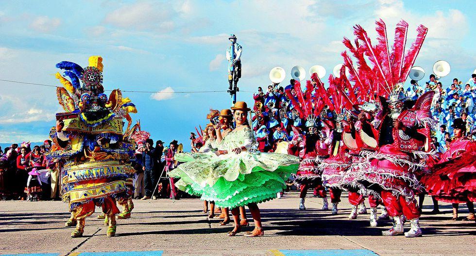Juliaqueños se lucieron en Lanzamiento Oficial del carnaval más extenso