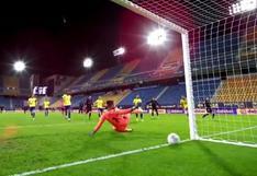 Barcelona encontró el gol del empate 1-1 ante Cádiz, gracias a un autogol (VIDEO)