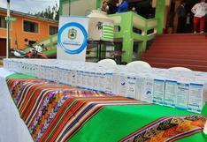 Entregan ivermectina a ciudadanos de Acoria y Huando por el COVID-19