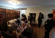 Miraflores: clausuran prostíbulo clandestino ubicado en la Av. Villarán
