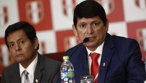 Agustín Lozano anunció cambios en el tema del descenso para la temporada 2021. (Foto: GEC)