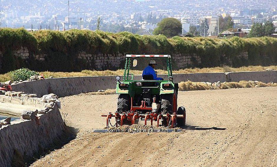 Producción agrícola creció 8.99% en agosto