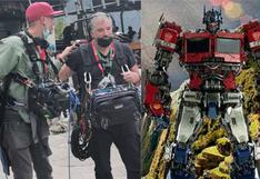 Estos son los equipos que se usan para filmar Transformers en Machu Picchu (FOTOS)