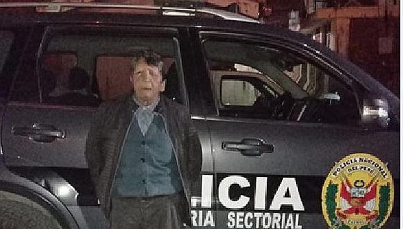 Detienen a acusado por tocamientos indebidos en Carabaya