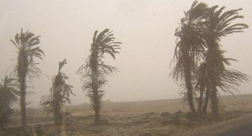 Cierran Caletas y Puerto de Pisco por fuertes vientos