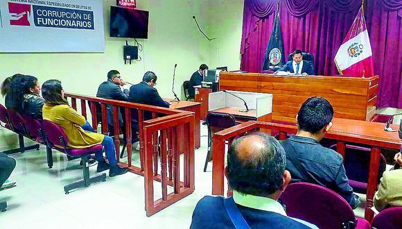 Más de 300 casos por corrupción  en este año