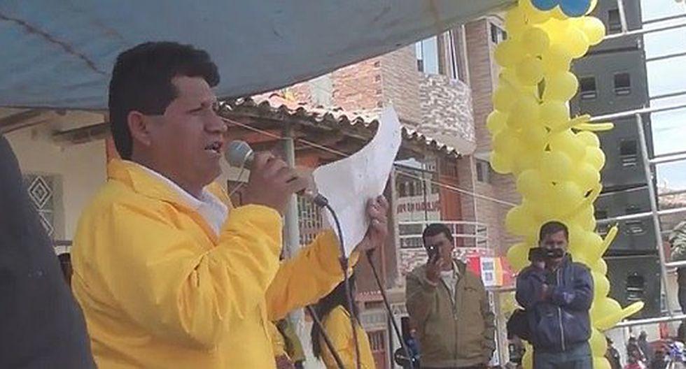 Elecciones 2018: Marco Rodríguez es elegido alcalde provincial de Julcán