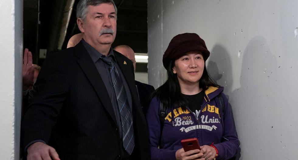 Ejecutiva de Huawei busca evitar la extradición a Estados Unidos