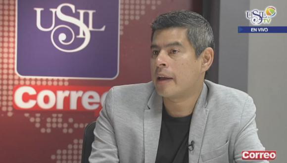 Luis Galarreta: Ejecutivo aún no observa proyecto que exonera los descuentos a las gratificaciones