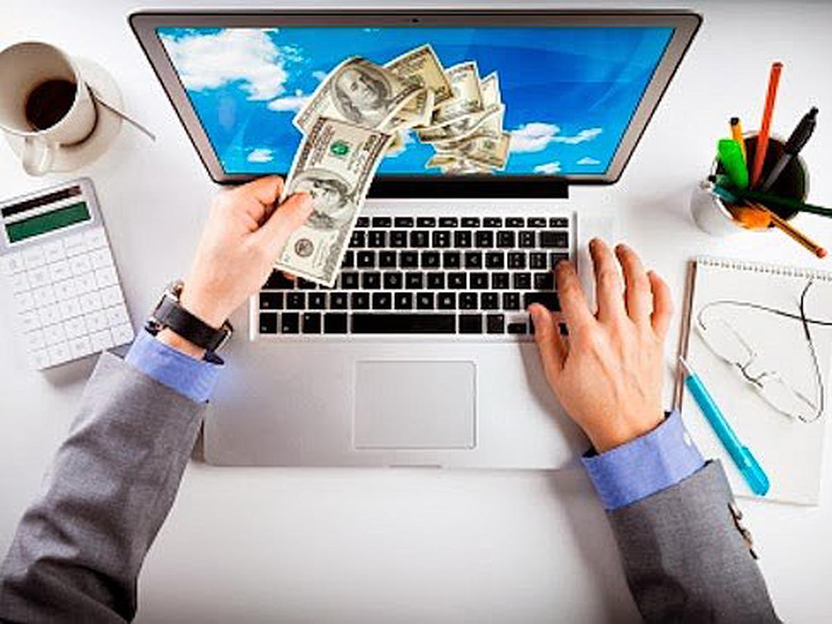 Cómo Ganar Dinero Desde Casa Por Internet Las 7 Formas De Ganar Dinero En Online En 2018 Cómo Ganar Dinero En Internet Economia Correo