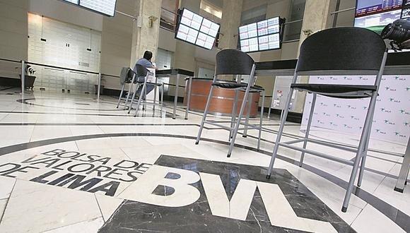 BVL cae en apertura ante caída de acciones financieras tras devaluación del yuan