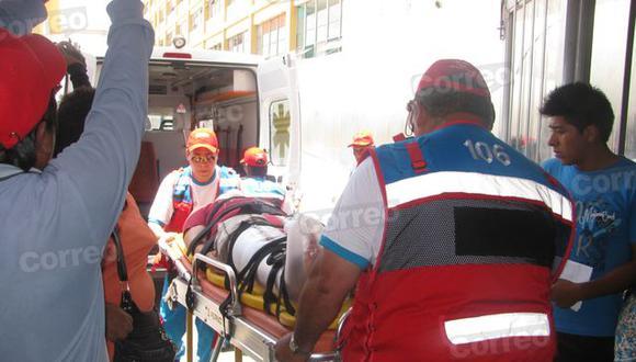 Servicio del SAMU fue relanzado en Tacna